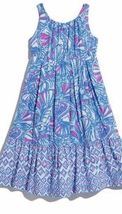 Lilly Pulitzer For Target My Fans Toddler Maxi